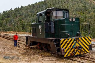 Tren Minero - Los Frailes. 04-05-17.