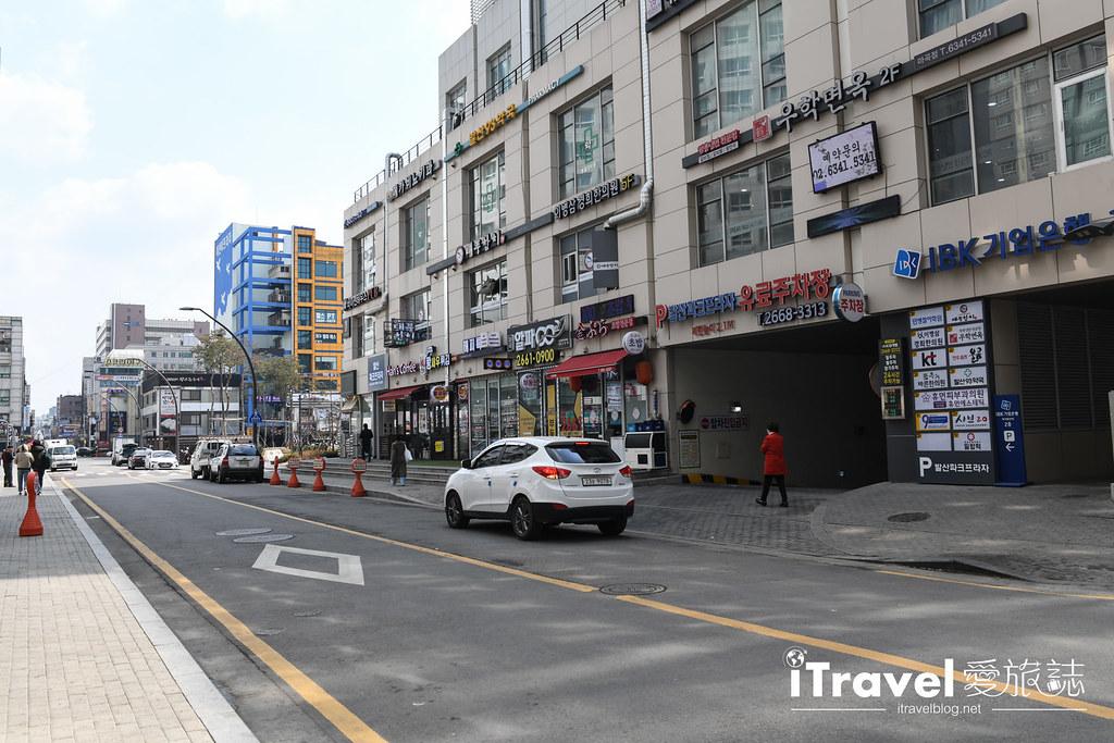 首爾盧司橋飯店 Luce Bridge Hotel (6)