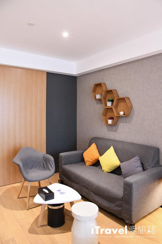 上海斯维登精品公寓 Shanghai Sweetome Boutique Apartment (21)