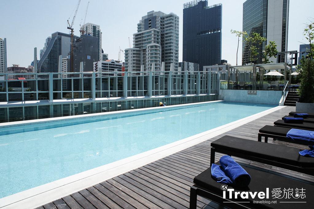 曼谷公寓式飯店 Somerset Maison Asoke Bangkok (83)