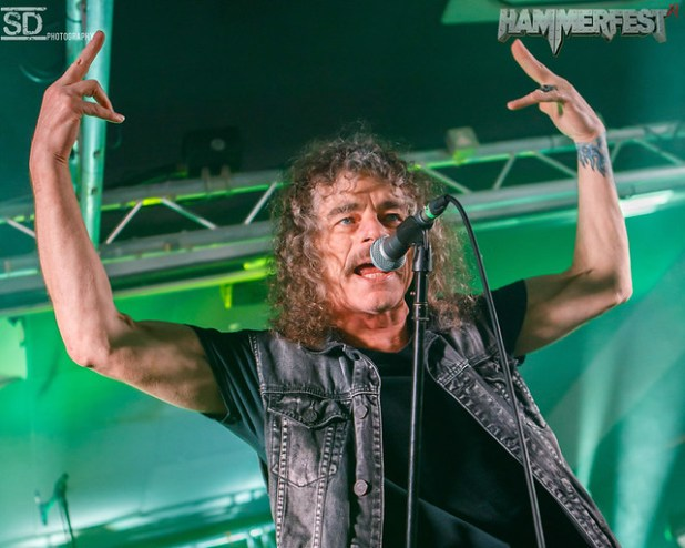 Overkill - photo courtesy of Simon Dunkerley - SD photography