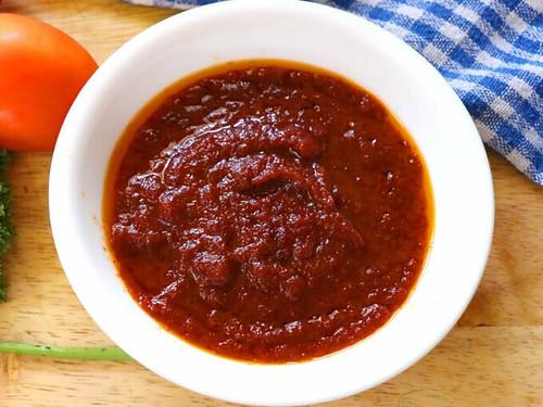 Keto Ketchup