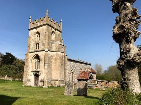 Lockeridge Church