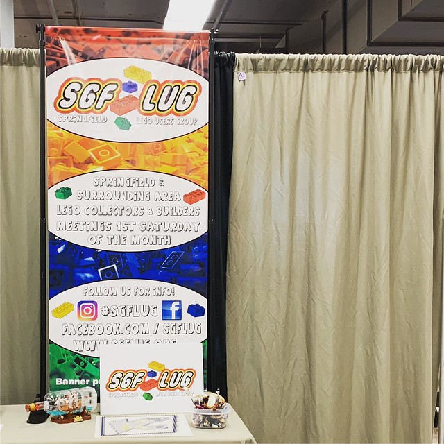 VisionCON 2019 SGFLUG Table Setup