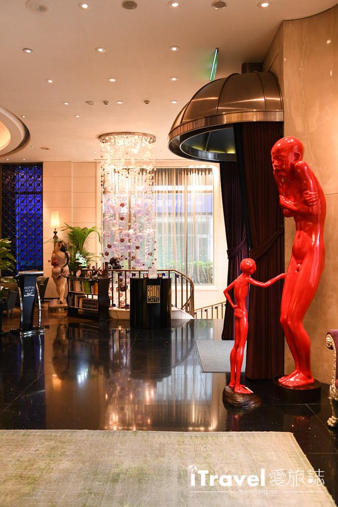 台北怡亨酒店 Hotel Eclat Taipei (7)