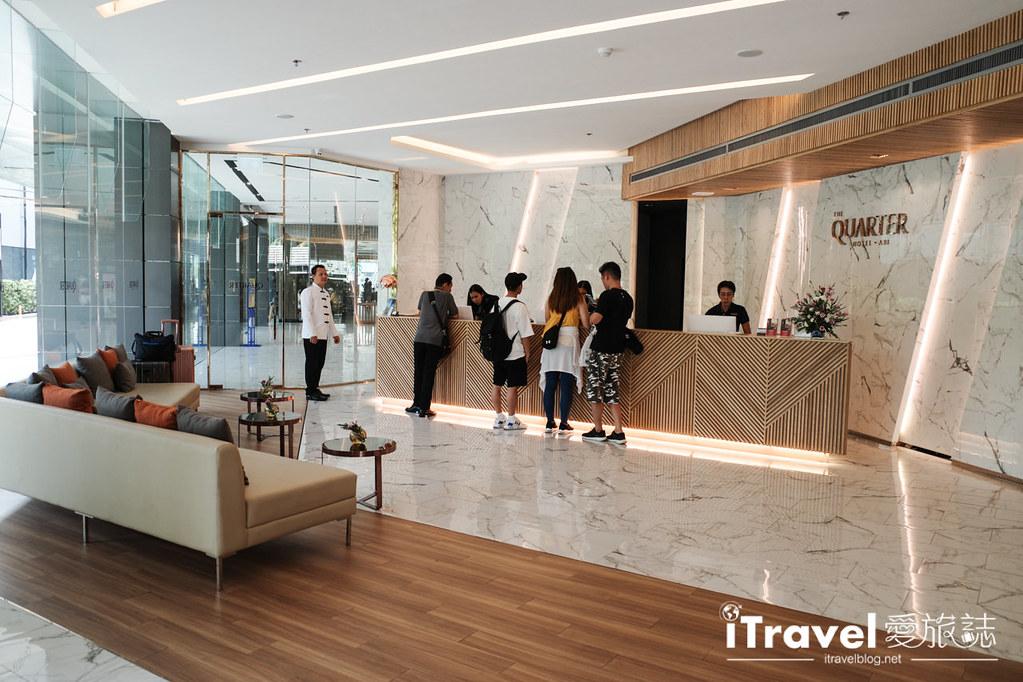 曼谷公寓式饭店 The Quarter Ari by UHG (3)