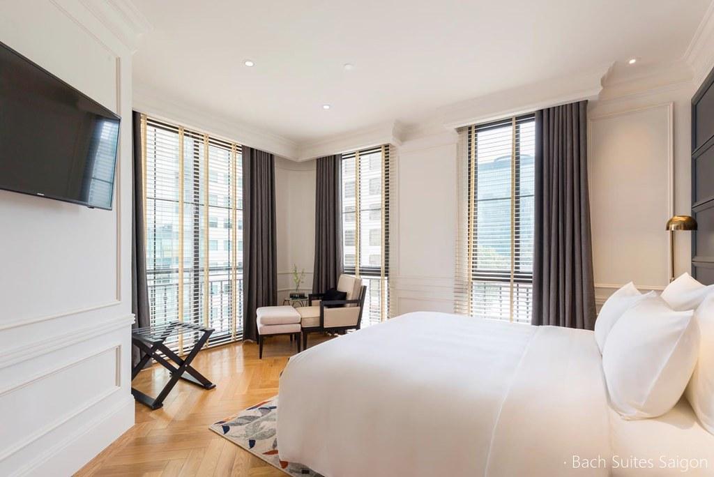 巴赫西貢套房飯店 Bach Suites Saigon (1)