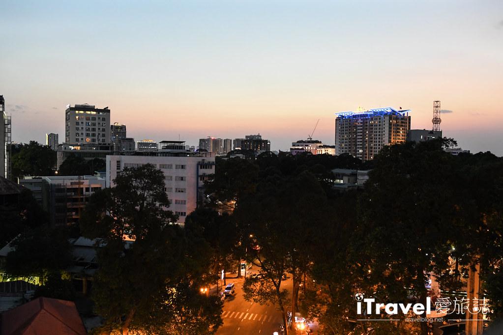 巴赫西貢套房飯店 Bach Suites Saigon (70)