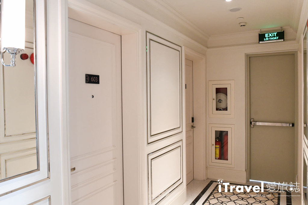 巴赫西貢套房飯店 Bach Suites Saigon (13)