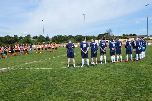Sands Utd vs Special XI