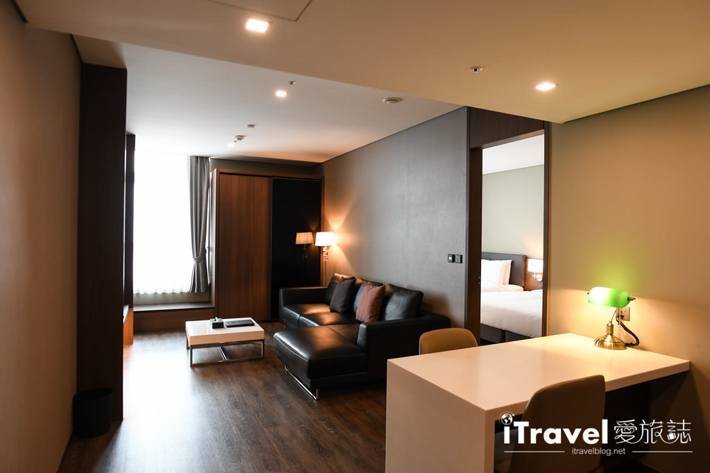 首尔南大门ENA套房饭店 ENA Suite Hotel Namdaemun (15)