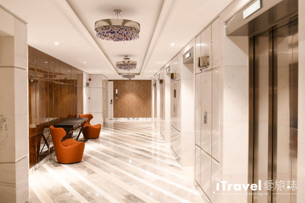 胡志明市舍伍德套房飯店 Sherwood Suites (10)