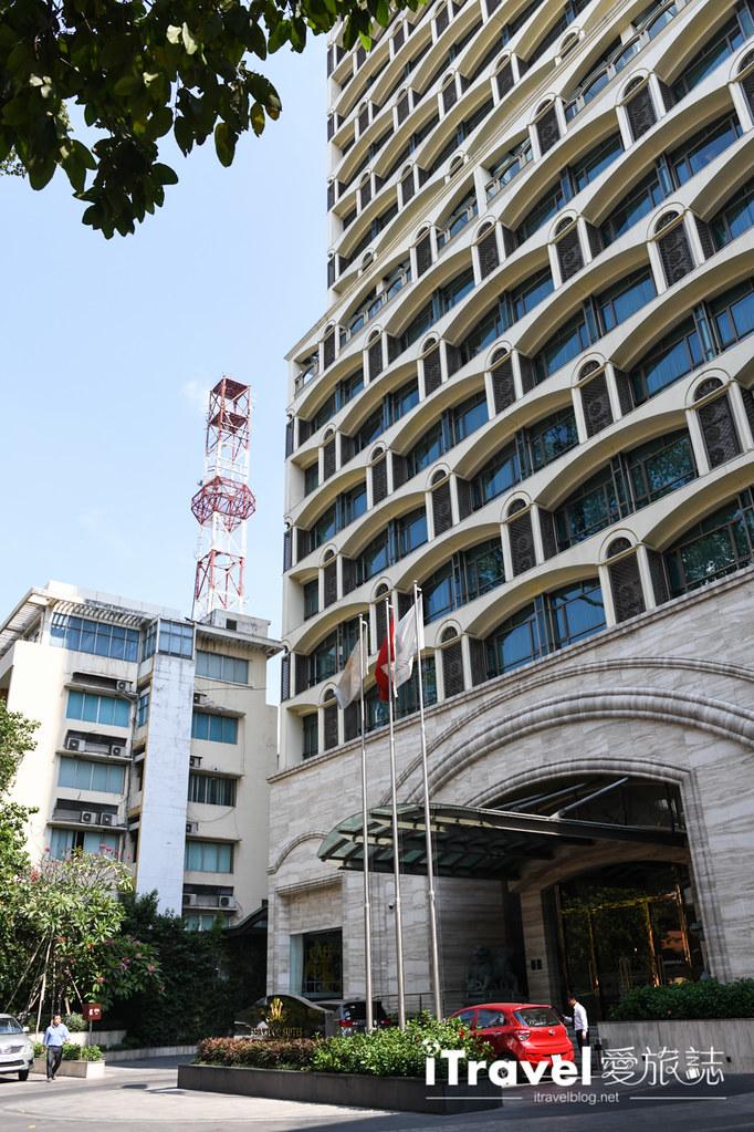 胡志明市舍伍德套房飯店 Sherwood Suites (3)