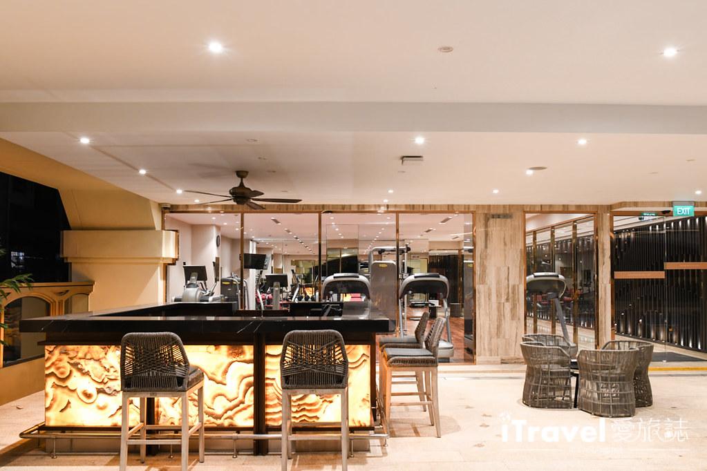 胡志明市舍伍德套房飯店 Sherwood Suites (80)