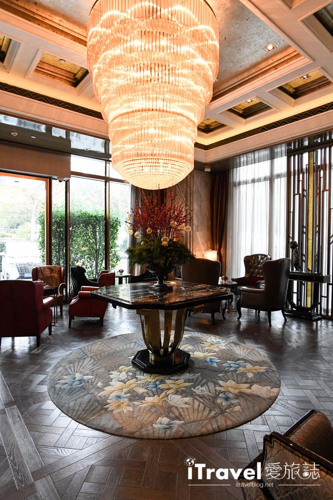 上海万达瑞华酒店 Wanda Reign on the Bund (8)