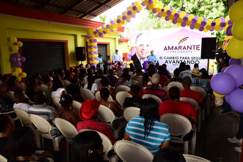 Placita Bar, Yaguate, San Cristobal