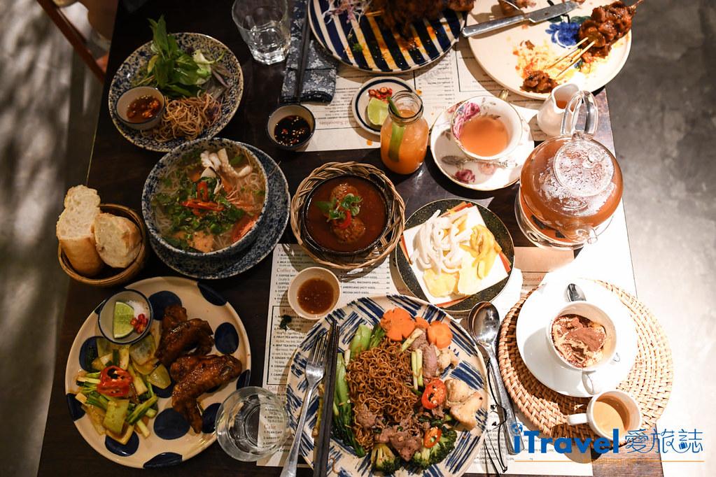 胡志明市餐廳 Secret Cottage Cafe & Dining (1)
