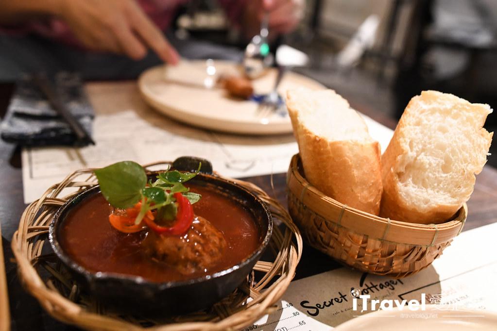 胡志明市餐廳 Secret Cottage Cafe & Dining (37)