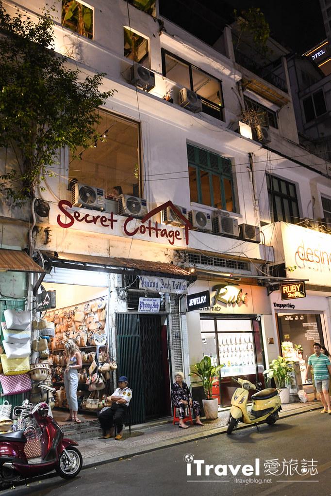 胡志明市餐廳 Secret Cottage Cafe & Dining (3)