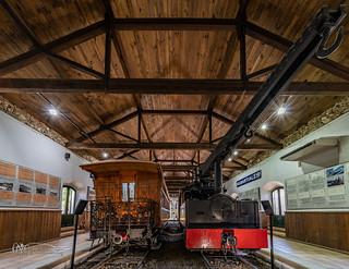 Museo Minero. Minas de Riotinto. 10-06-19