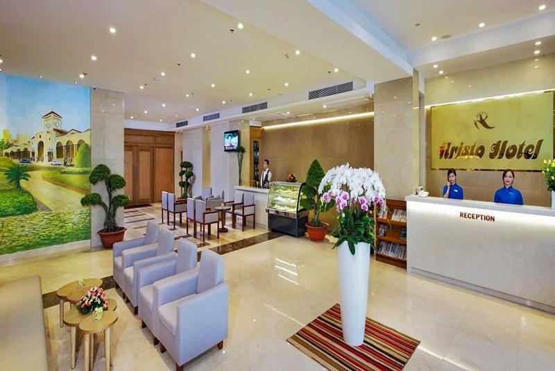 Aristo Saigon Hotel 1