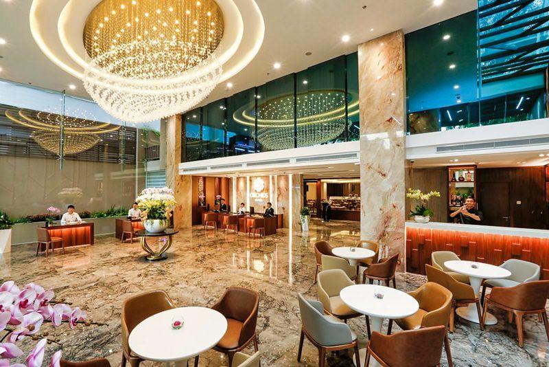 Orchids Saigon Hotel 2