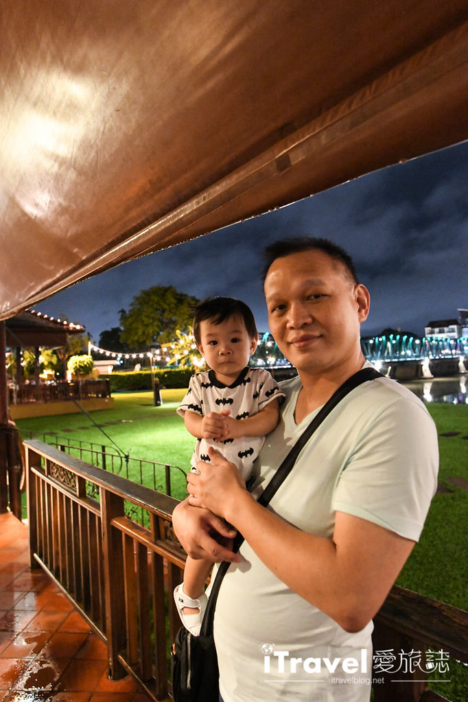 清邁河畔餐廳 The River Market (10)