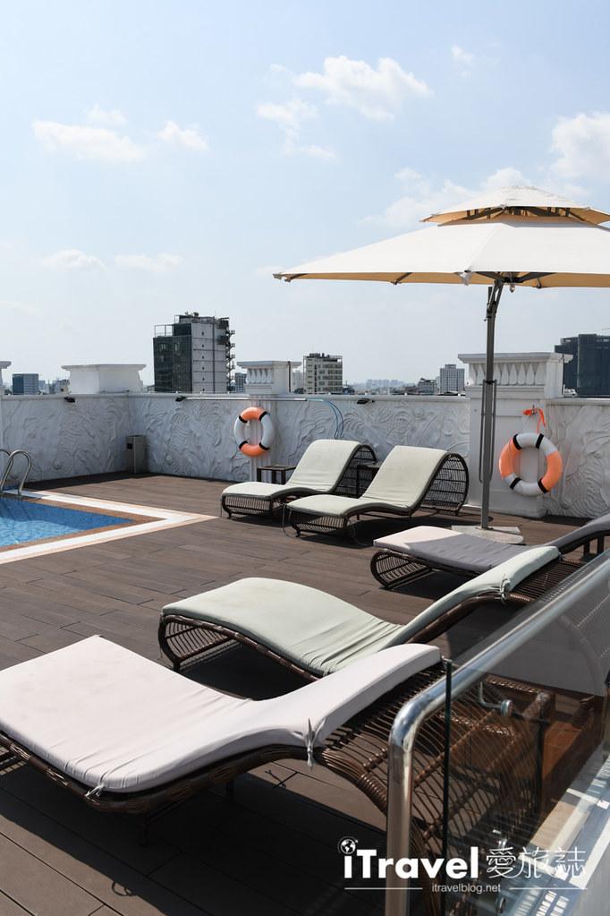 胡志明市馨樂庭飯店 Citadines Regency Saigon (73)