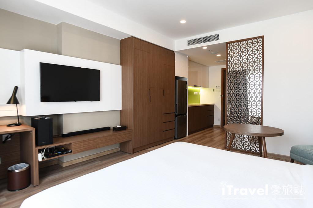 胡志明市馨樂庭飯店 Citadines Regency Saigon (21)