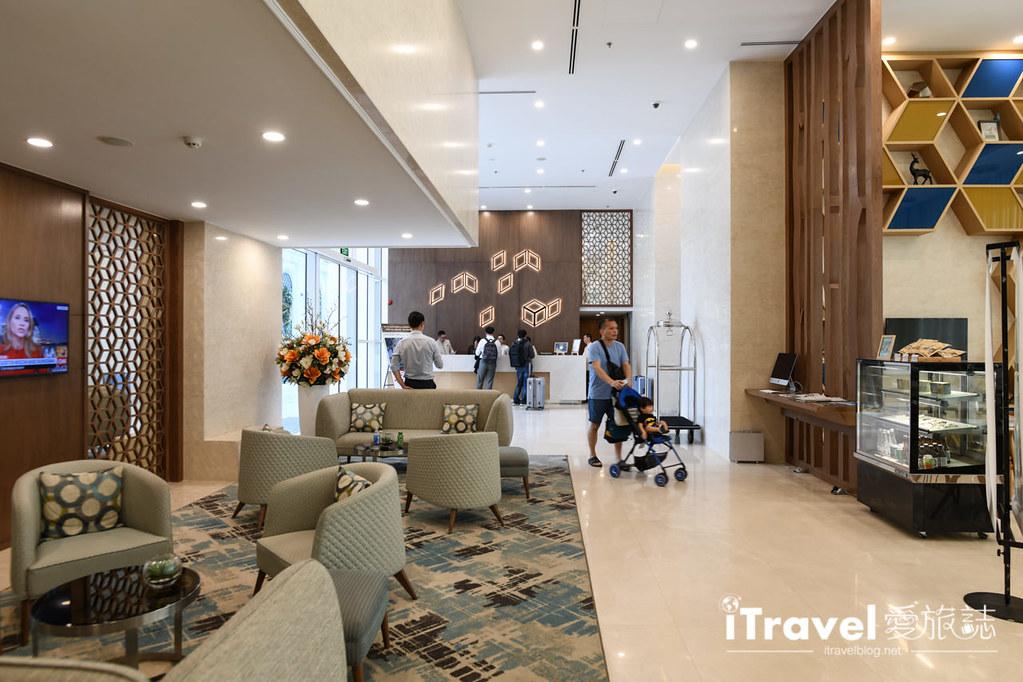 胡志明市馨樂庭飯店 Citadines Regency Saigon (7)