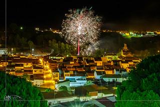 Fuegos Artificiales San Roque 2016
