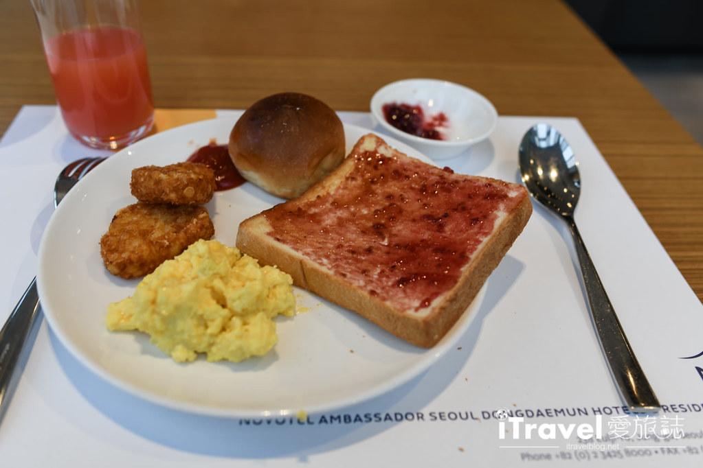 首爾飯店 Novotel Ambassador Seoul Dongdaemun Hotels & Residences (122)
