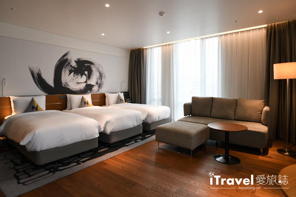 首爾飯店 Novotel Ambassador Seoul Dongdaemun Hotels & Residences (13)