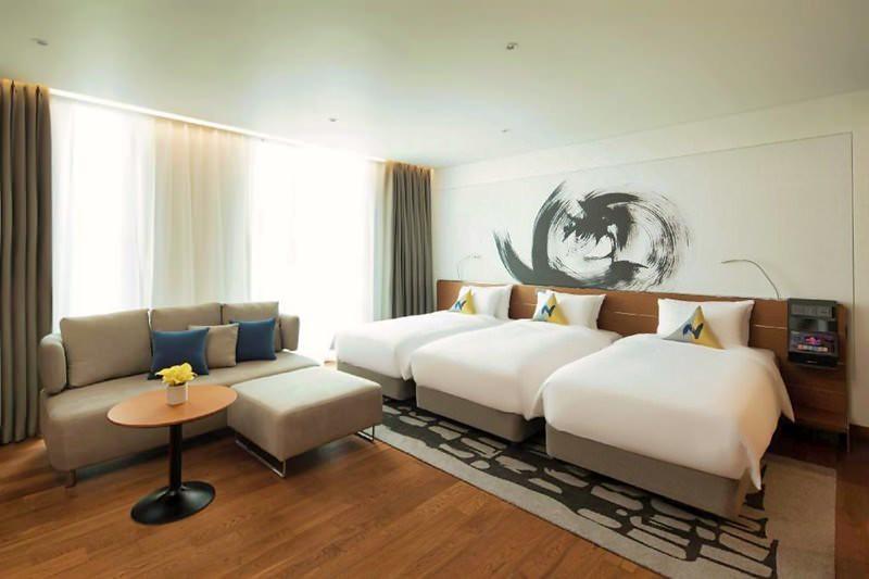 Novotel Ambassador Seoul Dongdaemun Hotels & Residences 3