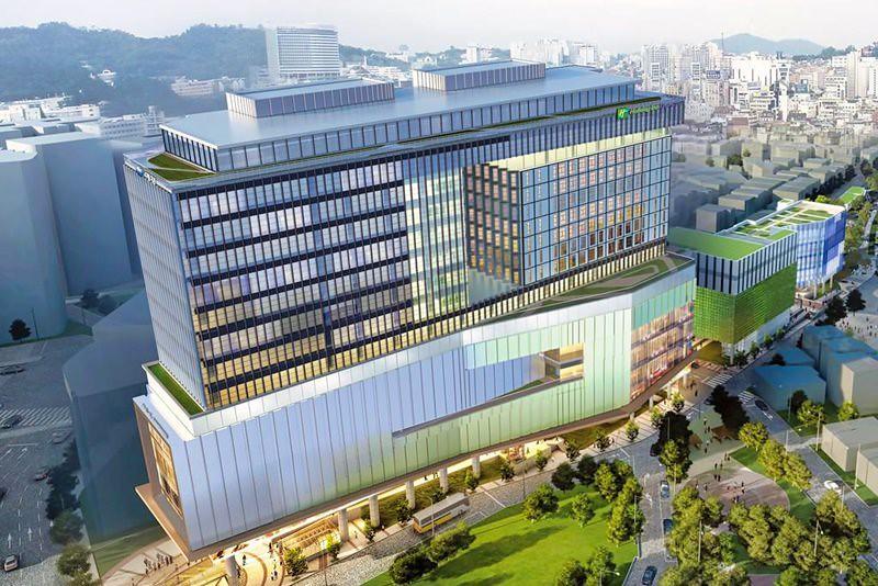 Holiday Inn Express Seoul Hongdae 1