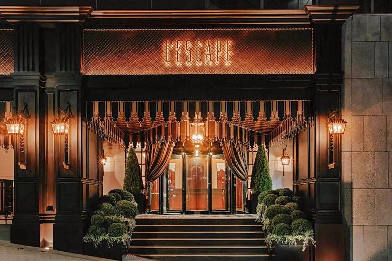 L'Escape Hotel 1