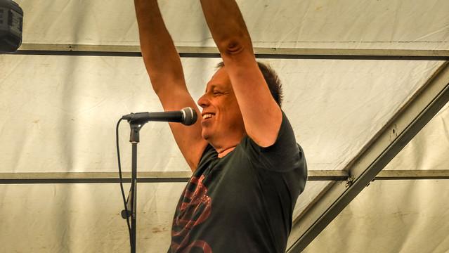 Tom Hingley & The Kar-pets @ Kubix Festival 2019