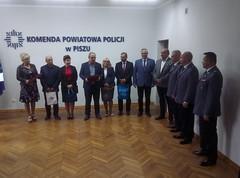 2019-07-10 Pisz: Powołano nowego komendanta policji