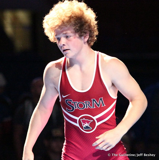 138 pounds - Cole Becker. 190715BJF0093