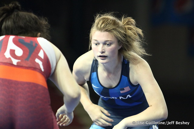 144 pounds - Madison Horn. 190716AJF0162