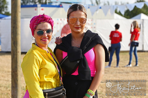 Party People @ Afro-Latino Festival 2019.