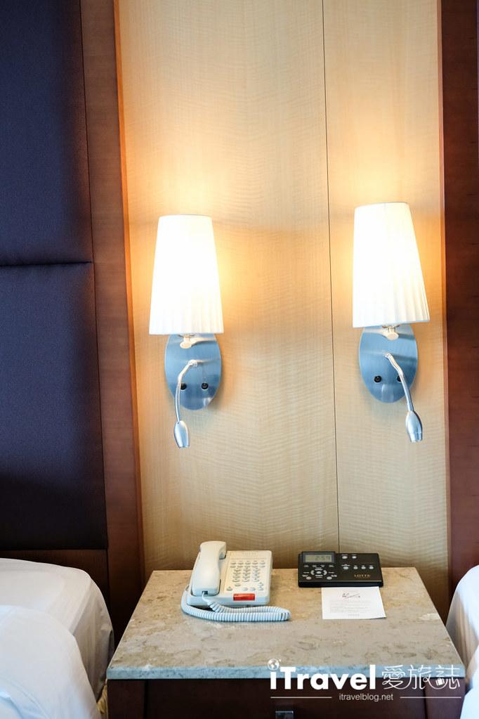 韓國釜山樂天飯店 Lotte Hotel Busan (16)