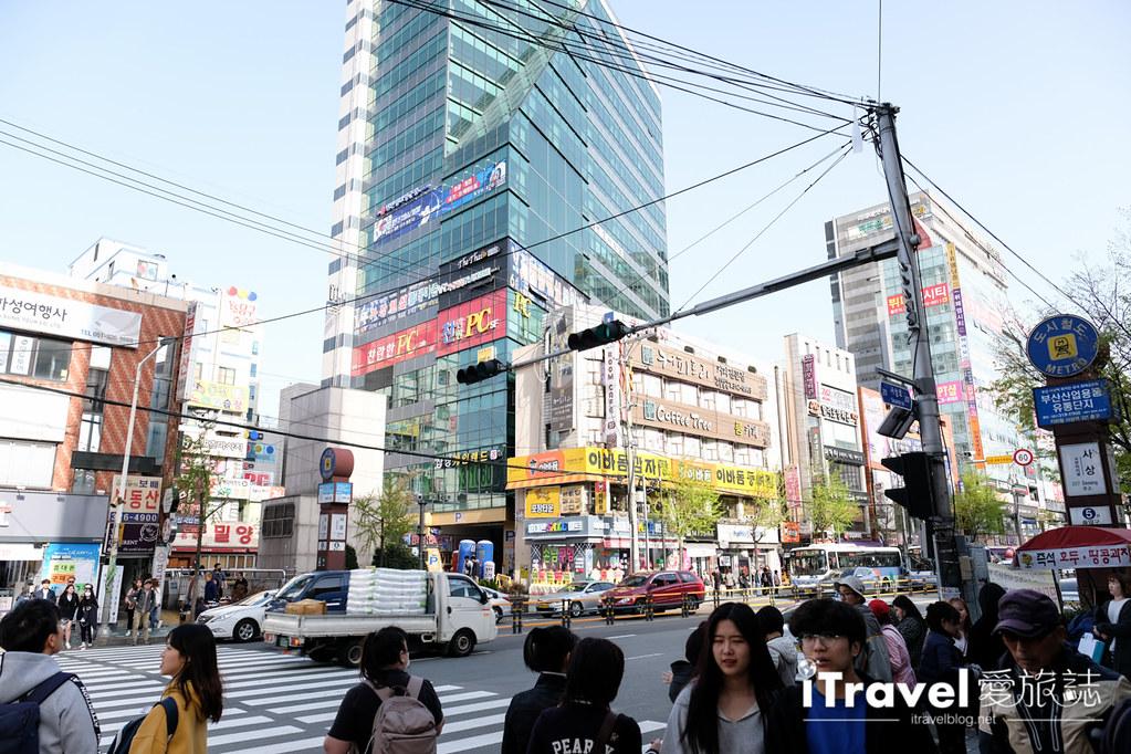 韓國釜山沙上區路易斯飯店 LOUIS Hotel Sasang (2)