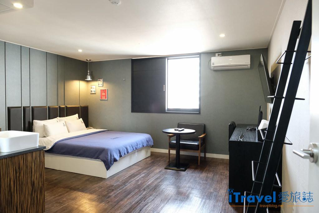 韓國釜山沙上區路易斯飯店 LOUIS Hotel Sasang (1)