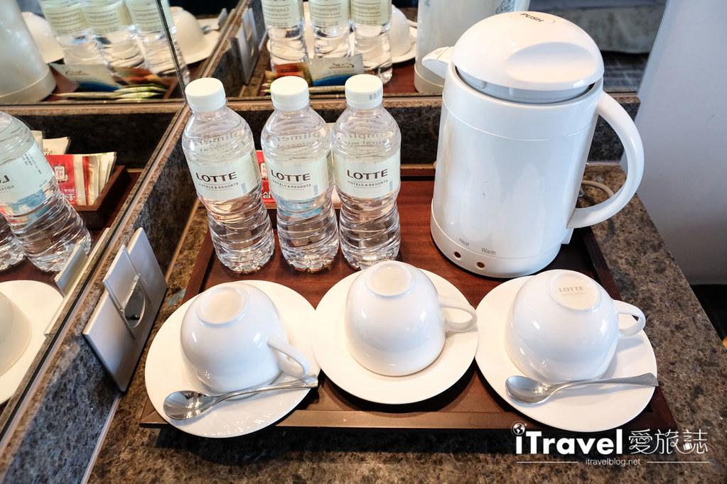 韓國釜山樂天飯店 Lotte Hotel Busan (19)
