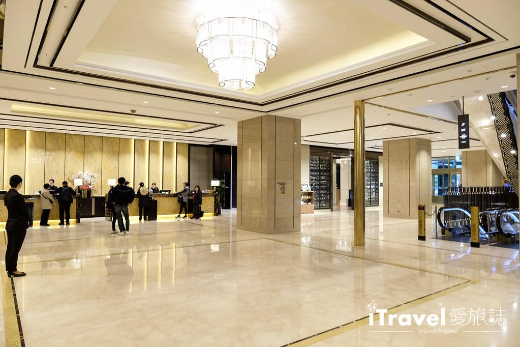 韓國釜山樂天飯店 Lotte Hotel Busan (3)