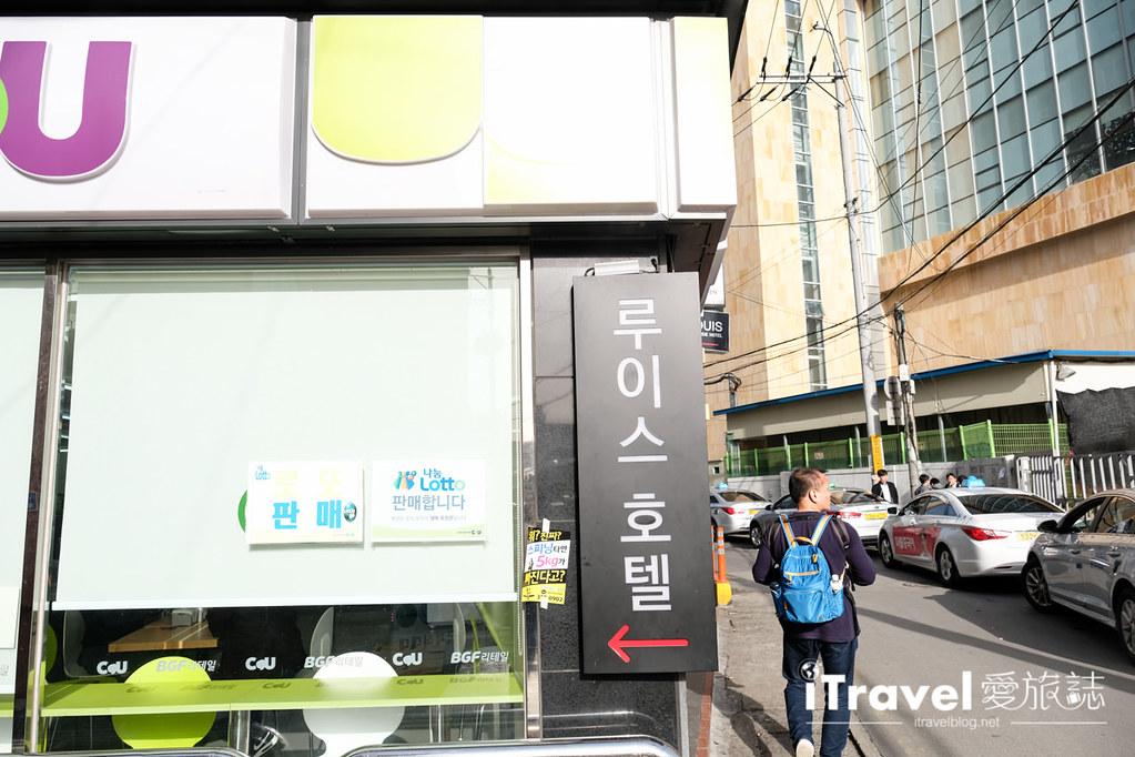 韓國釜山沙上區路易斯飯店 LOUIS Hotel Sasang (4)
