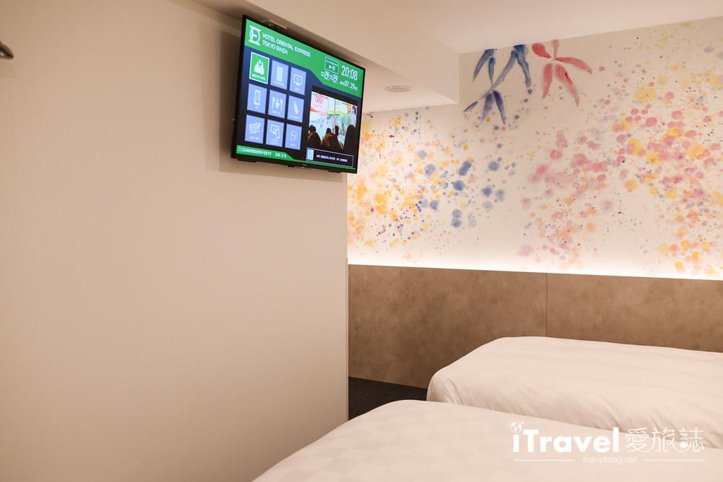 東京銀座東方快車飯店 Hotel Oriental Express Tokyo Ginza (14)