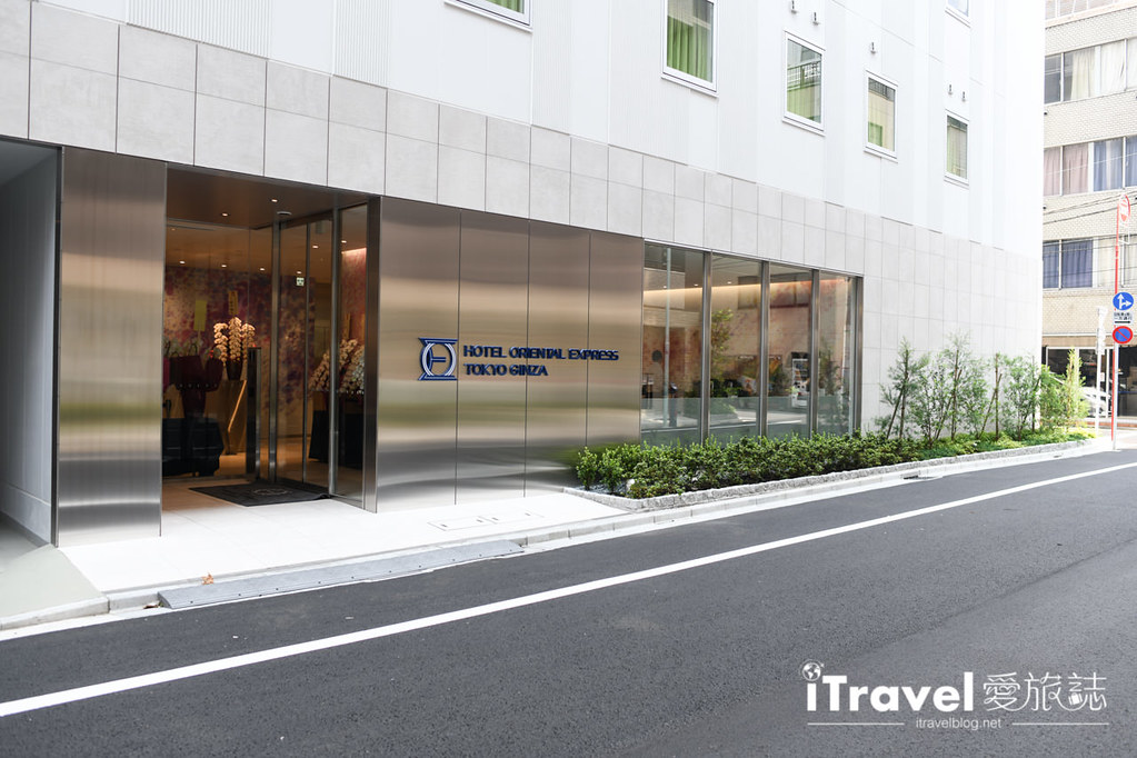 東京銀座東方快車飯店 Hotel Oriental Express Tokyo Ginza (2)