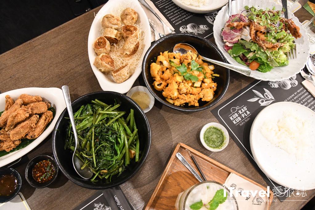 曼谷美食餐廳 Kub Kao Kub Pla (18)